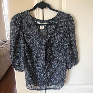 Max Studio blouse .